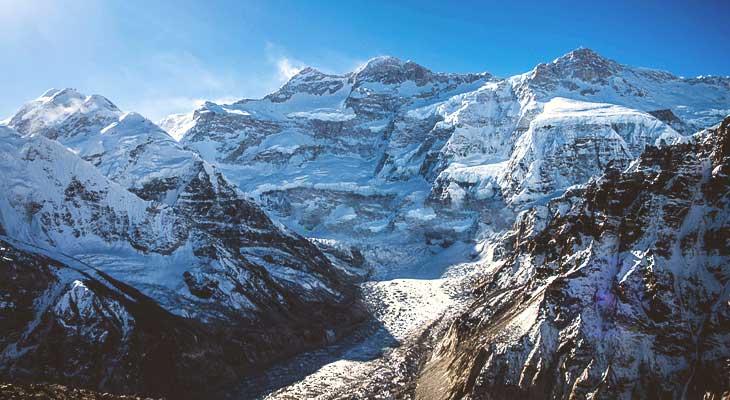Kanchenjunga Base Camp Trek in Nepal