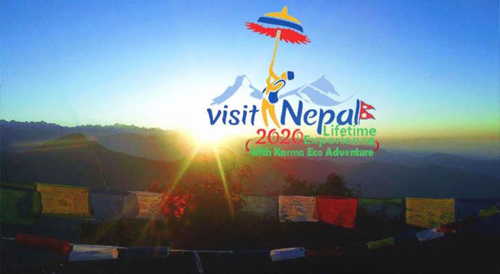 Visit Nepal 2020 with Karma Eco Adventure