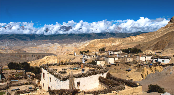 Lomanthang Round Trip