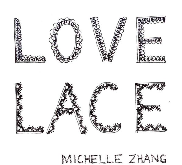 Karmaela Love Lace Title Page Michelle Zhang