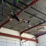 Flying Trapeze School - Karmaela