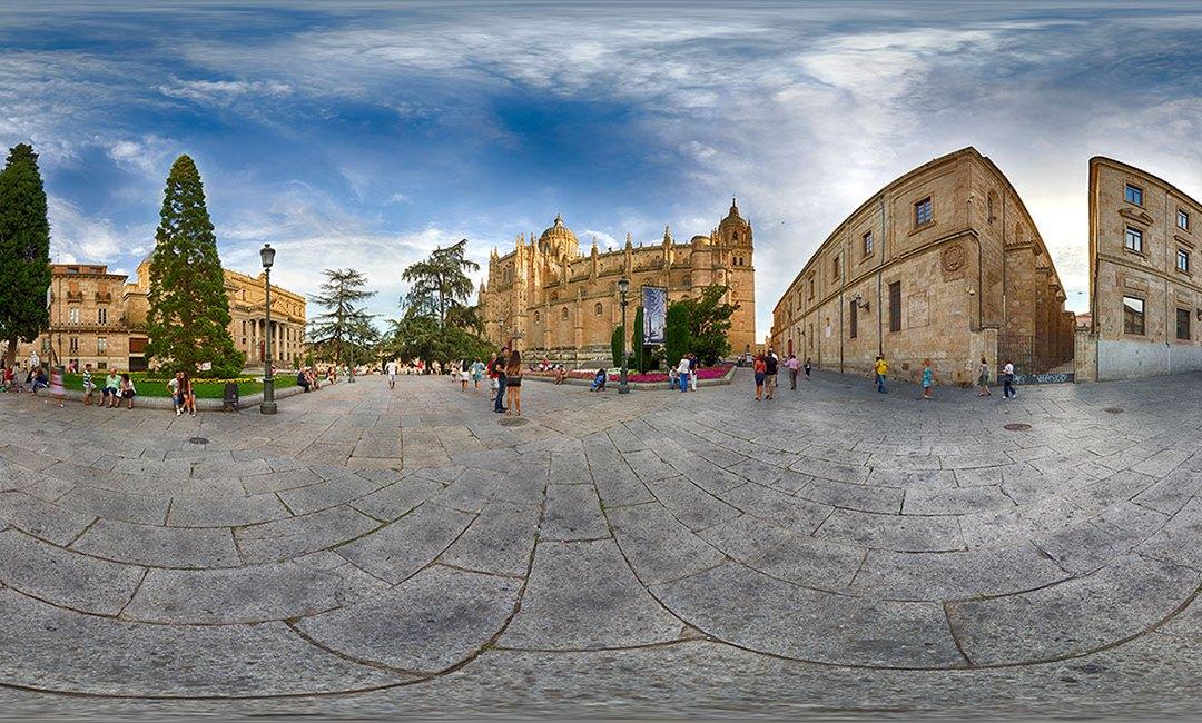 Plaza de Anaya – Catedral de Salamanca