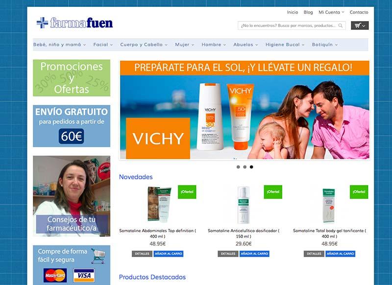 Farmafuen – Parafarmacia Online