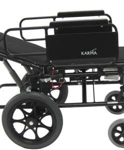 KM5000TPLAY2XL - lightweight reclining wheelchair