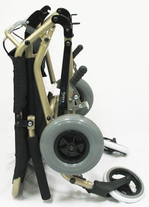 KMTV10B18C.4XL travel wheelchair
