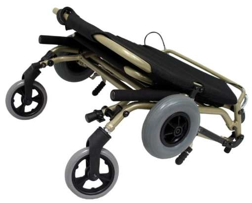 TV10B FoldChamp travel wheelchair