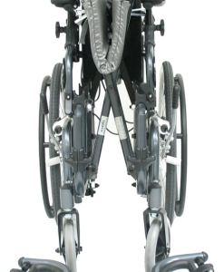 VIP515 Tilt-in-space wheelchair folded up