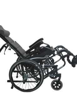 VIP515 Tilt-in-space wheelchair tilted