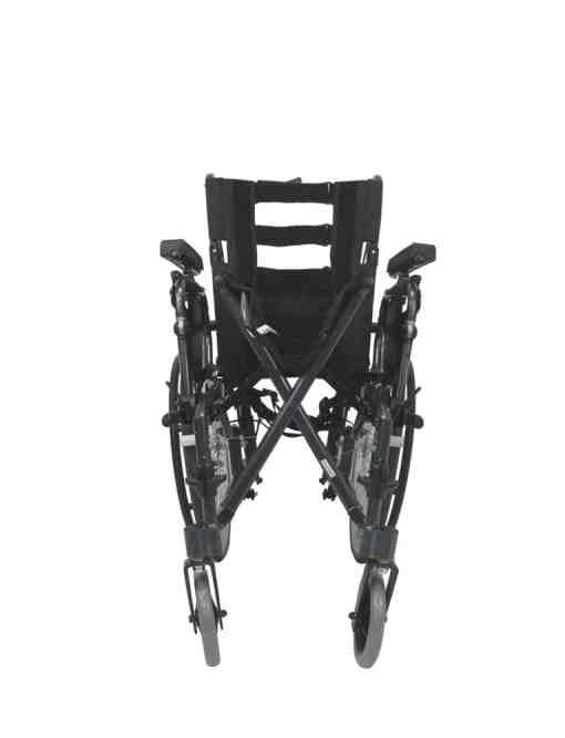 mvp502fld3xl - MVP-502 reclining wheelchair