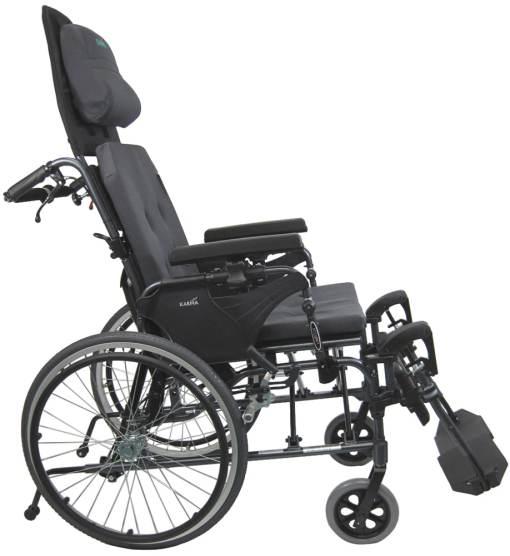 mvp hxl -MVP-502 reclining wheelchair
