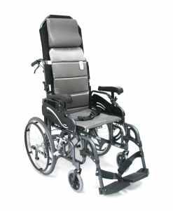 vip515ms VIP-515 Tilt-in-space wheelchair