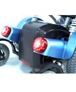 xo 505 rear lights XO-505 Standing Wheelchair