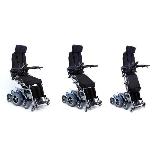 xo 505 stand action XO-505 Standing Wheelchair