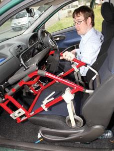 Getting-a-Wheelchair-Into-A-Car