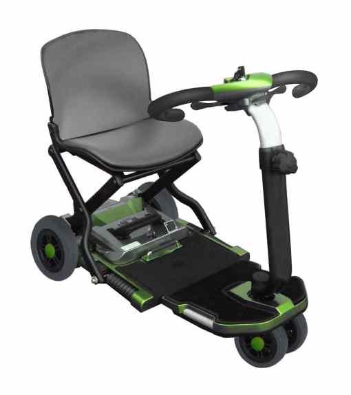iTravel 1 power wheelchair main