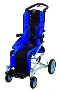 Convaid Rodeo Tilt Positioning Wheelchair