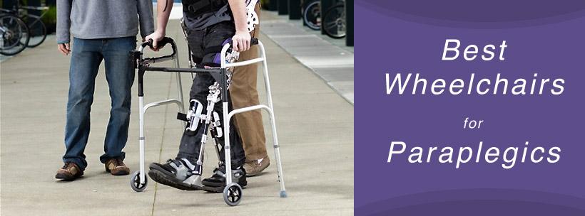 Best Wheelchairs for Paraplegics