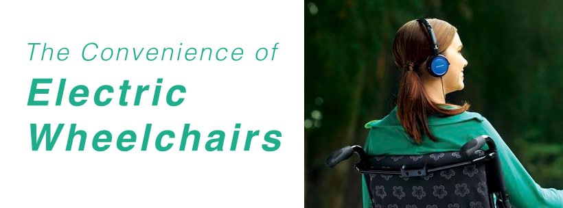 The Convenience of Electric Wheelchairs