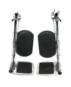 Wheelchair Elevating Legrests