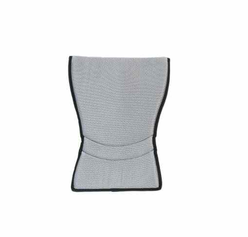 universal back cushion for wheelchair
