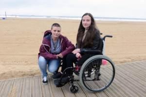 Interacting wheelchairs