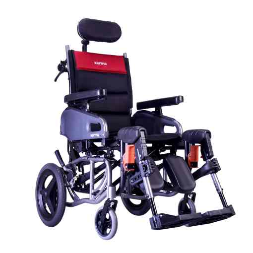 VIP2-515 Tilt-in-space wheelchair