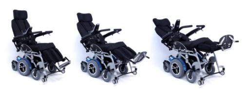 XO-505 Standing Wheelchair