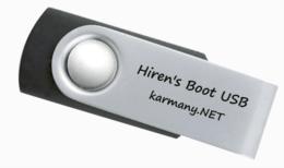Hiren's Boot USB