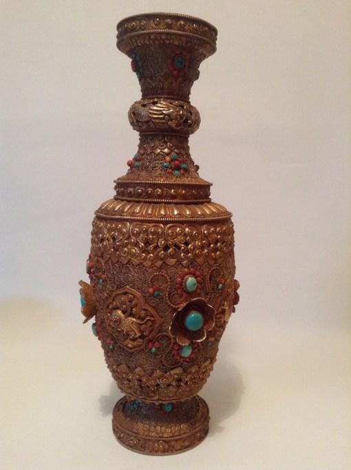 Antique Tibetan Vase