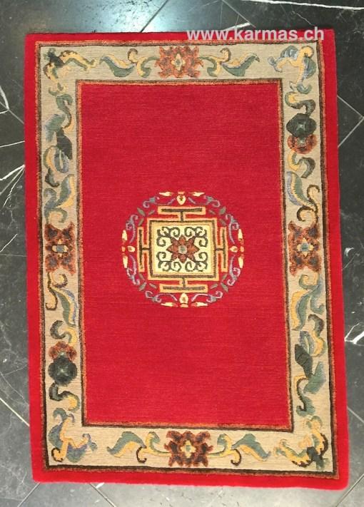 Meditaion Tibetan Rug