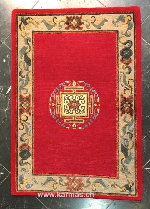 Meditation Tibetan Rug
