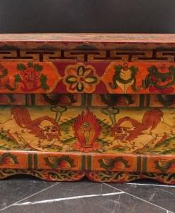 Tibetan Puja Table Chogtse
