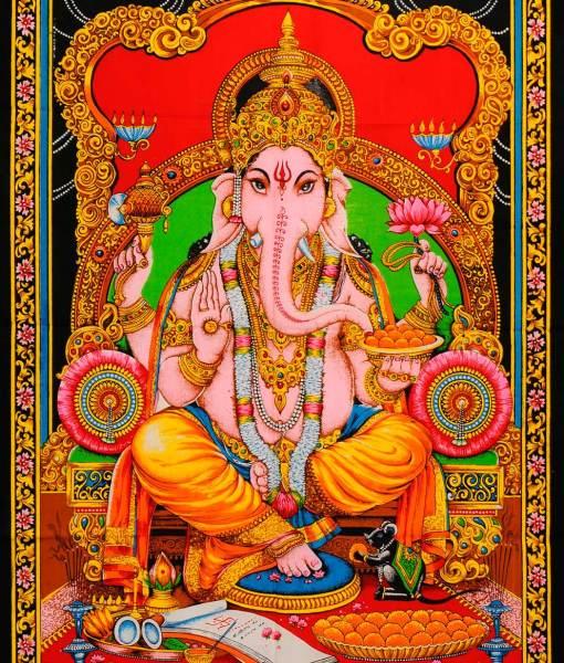 Ganesha Wandbehang