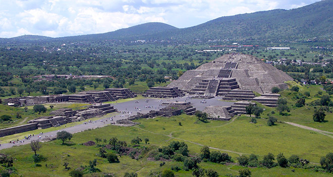 TOUR TEOTIHUACAN Y GUADALUPE - Mexico