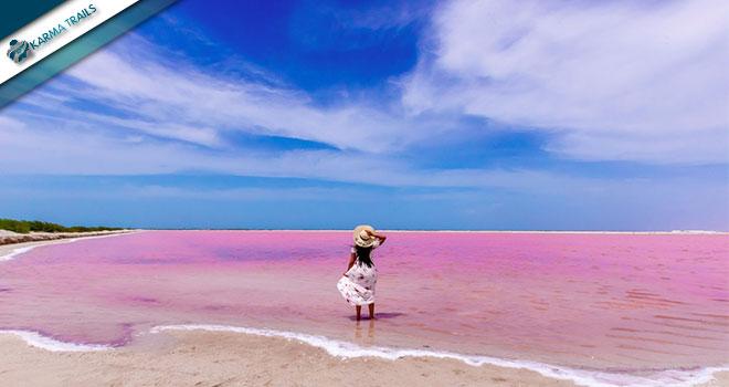 TOUR LAS COLORADAS - Yucatan