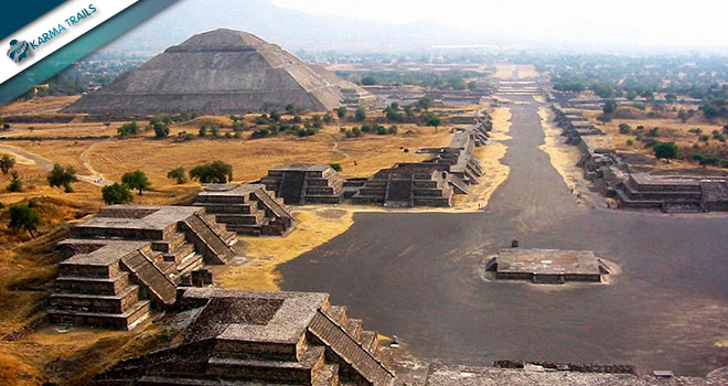 Tour Teotihuacan and Guadalupe