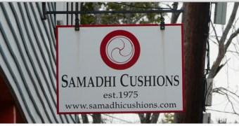Samadhi Cushions