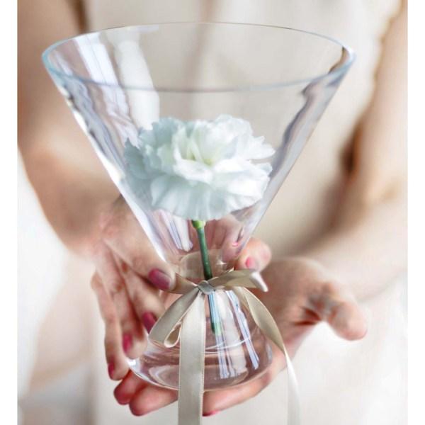 cellophane Bouquet vaseby Karm en Saat.