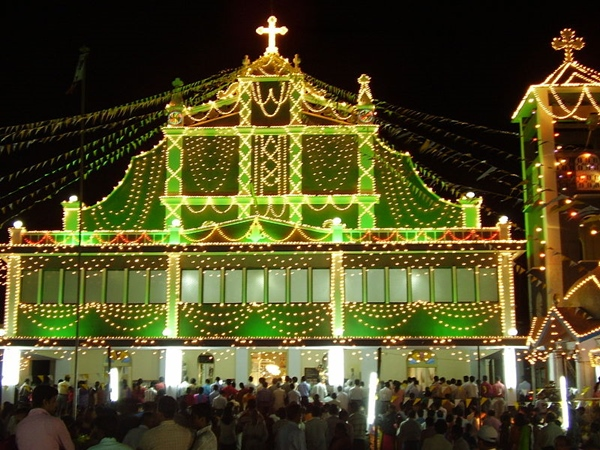Milagres Church, Mangalore