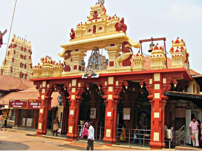 Krishna Temple, Udupi