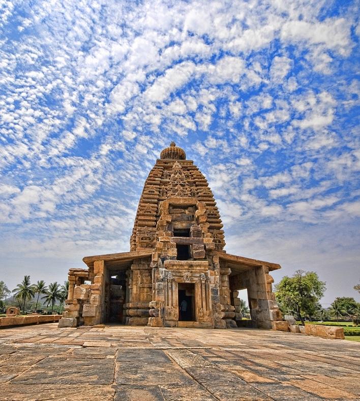 Galaganatha Temple, Pattadakal