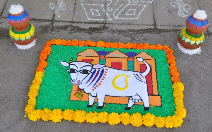 Makara Sankranti - A new Beginning