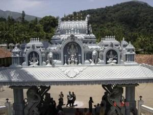 Horanadu Annapoorneshwari Temple near Chikmagalur