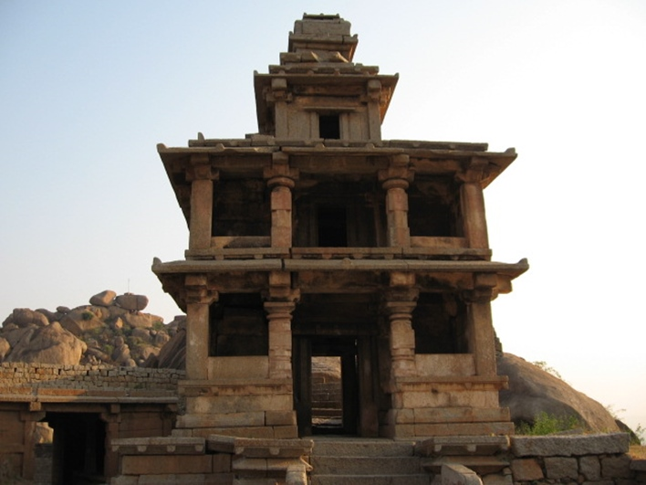 Hidimbeswara temple, Chitradurga. Image courtesy Ramashray