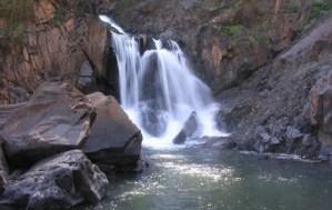 Burude  Falls, Karwar