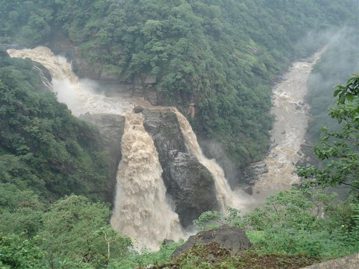 Magod Falls, Karwar waterfalls