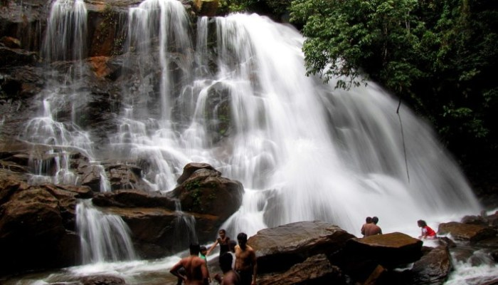Sirimane Falls – Small Yet Magnificent