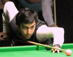 The Popular Billiards Player – Pankaj Advani