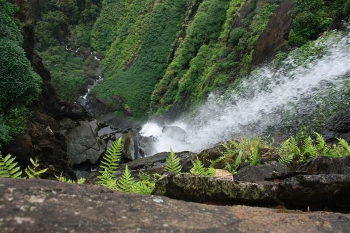 Onake Abbi Falls, Agumbe