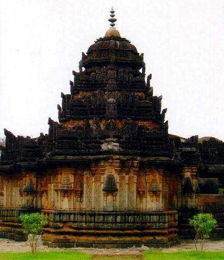 Amrutesvara temple near Chikmagalur